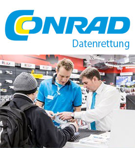 Conrad & DrData – ab sofort Kooperationspartner